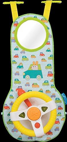 Taf Toys – Accessoire Sièges Auto – Volant de voiture musical