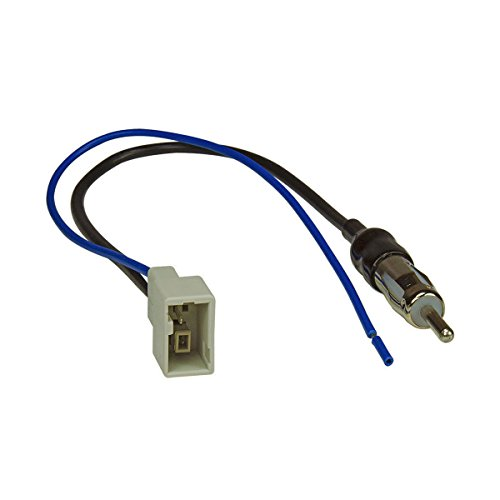 tomzz Audio 1517-001 Antennenadapter GT13 (M) für Honda, Nissan, Subaru, Suzuki ab 2010, Mazda ab 2010, DIN 150 OHM (2015-honda Civic-zubehör)