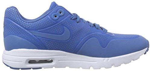 Nike Air Max 1 Ultra Moire, Chaussures de course femme Bleu - Blau (Brgd Bl/Brgd Bl-Sqdrn Bl-Pr Pl)