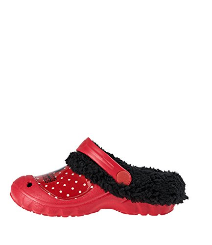 Disney Minnie Fille Sandales - rouge
