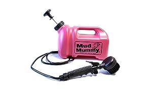 Mud Daddy-mud washing brush, Multi purpose washing device,Dogs,Outdoor, Bikes, Boots, Horses, (Pink)