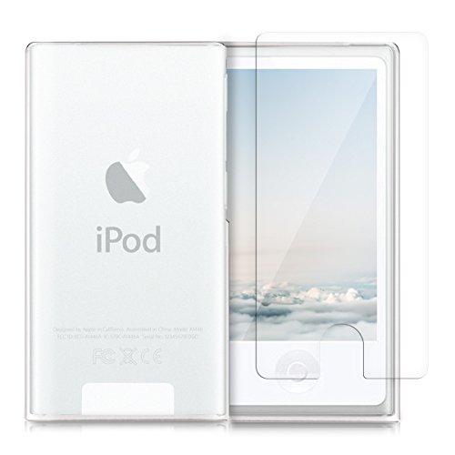 kwmobile-etui-en-tpu-silicone-elegant-pour-apple-ipod-nano-7-en-transparent-film-de-protection