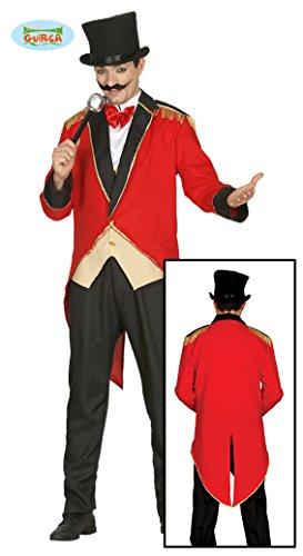 Imagen de disfraz de presentador del circo