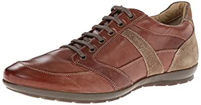 Geox U Symbol A, Sneakers Basses homme, Marron (C6627), 39 EU