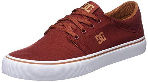 DC Shoes Tonik, Zapatillas para Hombre, Rojo (Burgundy Bur), 39 EU