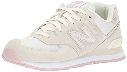 New Balance Damen Sneaker, Weiß (Off White), 40.5 EU (7 UK) (Damen Balance)