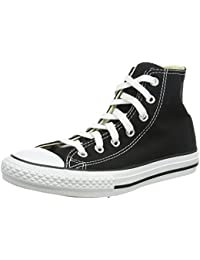 Converse Youths Chuck Taylor all Star Hi, Sneakers Bassi Unisex Bambino