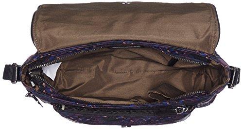 Kipling - Kassandra, Borse a tracolla Donna Multicolore (Soft Camo)