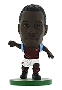 SoccerStarz SOC1096 Classic West Ham Michail Antonio - Kit de hogar