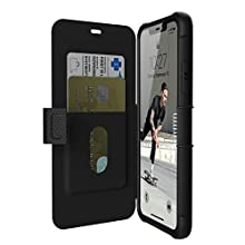 UAG Designed for iPhone 11 Pro Max [6.5-inch screen] Metropolis Feather-Light Rugged [Black] Military Drop Tested iPhone Case