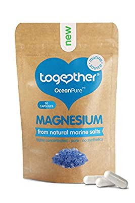 Together Marine Magnesium Capsules - Pack of 30 Capsules
