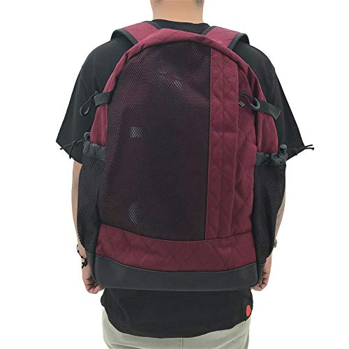 Cookies SF Berner Unisex Smell Proof Backpack Bag Burgundy