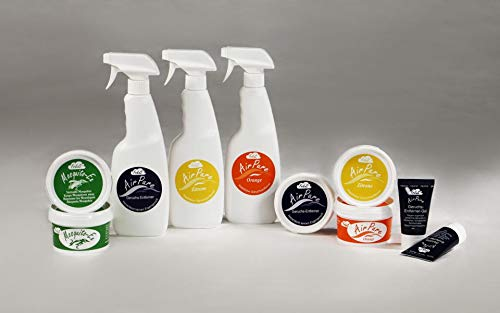 Frilus AIR Pure Geruch Neutral Orange & Zitrone Geruchsvernichter, Geruchsentferner, Geruchsverzehrer