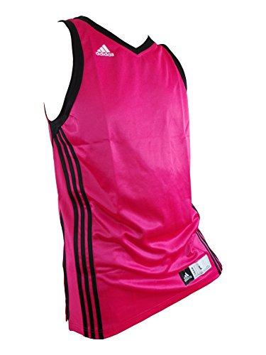 adidas Herren Shirt EU Club Jersey Armällos T-Shirt Tank Top Neu P58451 (L) -