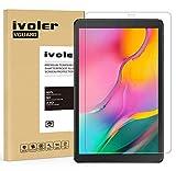 VGUARD Pellicola Vetro Temperato per Samsung Galaxy Tab A 10.1 Pollici 2019 (T510 / T515), Pellicola Protettiva, Protezione per Schermo