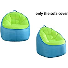 quwei Designer silla de Gaming – Puf Zip de interior/exterior puf Bean Bag Sofa