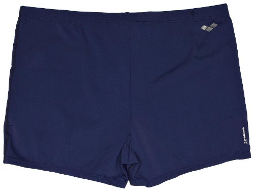 Arena Men's Short Bynars (27 cm) - Navy/Metallic Silver