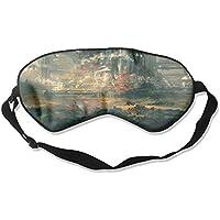 Sleep Eye Mask Landscape City Lightweight Soft Blindfold Adjustable Head Strap Eyeshade Travel Eyepatch E14 preisvergleich bei billige-tabletten.eu