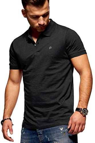 JACK & JONES Herren Poloshirt Polohemd Shirt Basic Polo Taxis (Medium, Tap Shoe)