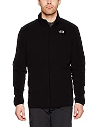 The North Face 100 Glacier Polaire Zippé Homme