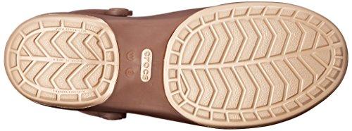 Crocs Carlie Cutout W, Sandales - Femme Multicolore