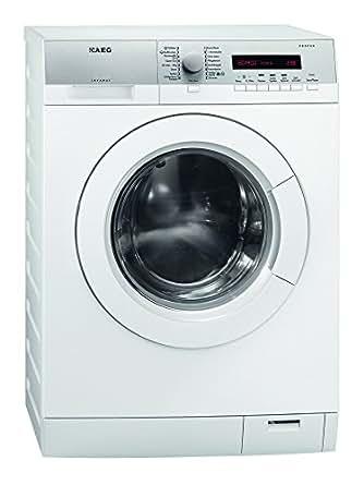 aeg l76485fl waschmaschine frontlader a 1400 upm 8 kg silber display. Black Bedroom Furniture Sets. Home Design Ideas