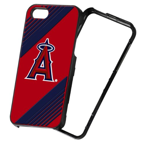 Forever Collectibles MLB Schutzhülle für iPhone 5 / 5S (Polycarbonat, zum Aufstecken, in Einzelhandelsverpackung)