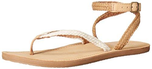 Reef Gypsy Wrap Damen Zehentrenner, beige / braun, 41 EU - Wrap Sandalen