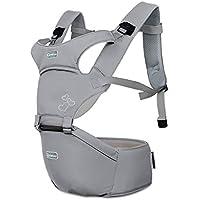 c27de518b007 SONARIN Front Premium Hipseat Porte-bébé Baby Carrier,Multifonctionnel,  Ergonomique,100%