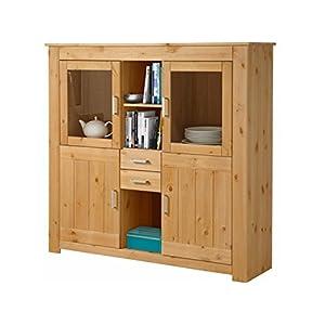 Wohnzimmerschrank Holz Dein Haushalts Shop