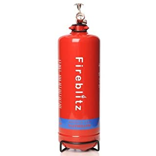 2kg Automatic Dry Powder Fire Extinguisher by Firemart