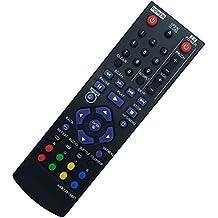 allimity AKB73615801 Reemplazo de control remoto compatible con LG Blu-ray DVD BP220N BP325W BP220 BP320N BP125 BP200
