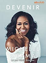 Devenir - Livre audio 2 CD MP3 de Michelle Obama