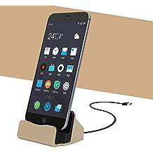 Micro USB Cargador de Escritorio Sync Dock, KooKen Cargador Universal de Sincronización estación de Cargador de Muelle Para Micro USB Smartphones