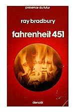 Fahrenheit 451 / Bradbury, Ray / Réf - 12733