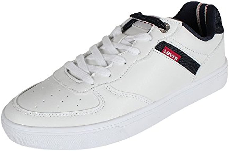 Levi's 223697 51 Jeffrey Denim Sneaker Regular White