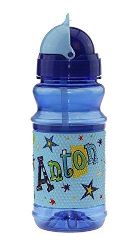 15 Trinkflasche mit Namen-Anton ()