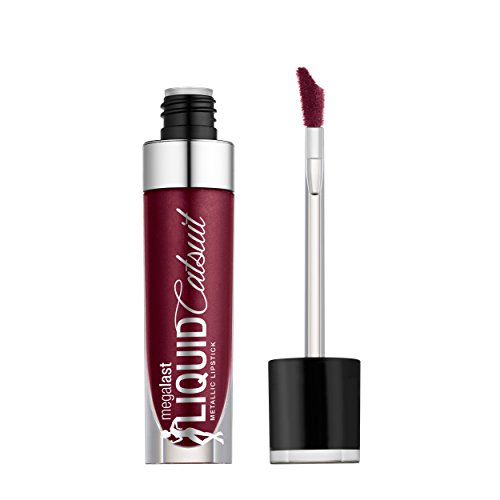 WET N WILD Megalast Liquid Catsuit Metallic Lipstick - I Don't Dessert You - Java Wet Wild Lippenstift N