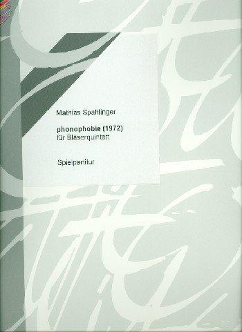 PHONOPHOBIE, 5 Partituren