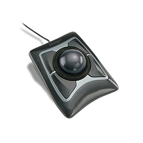 Kensington - 64325 - Expert Mouse Trackball Programmable - (Mouse Ps / 2 Optical Mouse)