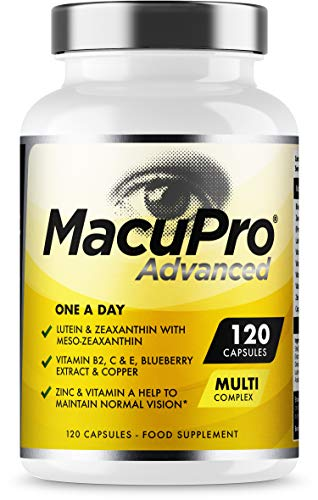 Advanced MacuPro Eye Supplement ...