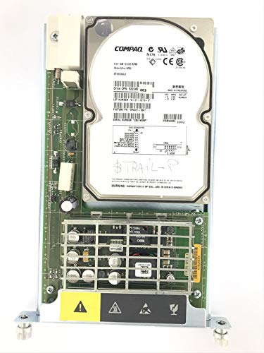 Disque Dur Festplatte HP 422759-011 COMPAQ Tandem 8,8 GB 10K DSK SCSI Hard Drive 522245-003 - Compaq Scsi-festplatte