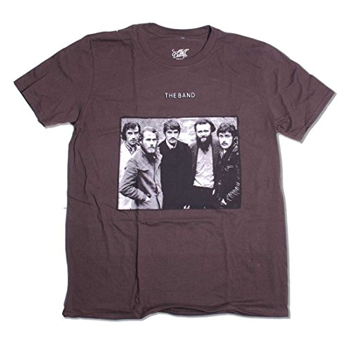 Old Skool Hooligans The Band T Shirt - First Album Cover 100% Official Robbie Robertson Dylan - s