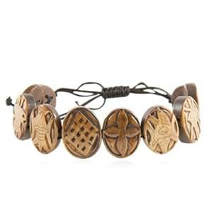 Bracelet tibétain aux huit signes de bon augure, Dzogang 2