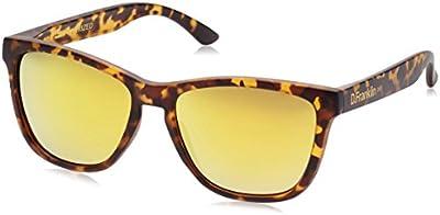 D.Franklin ROOSEVELT CAREY/GOLD - gafas de sol, unisex, color dorado, talla UNI
