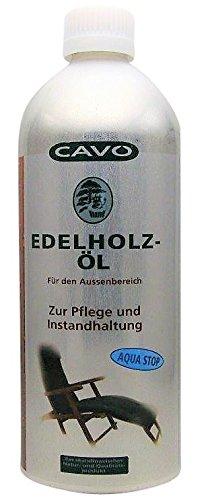 Cavo CAVO Edelholz-Öl für den Aussenbereich (1000 ml-Flasche)