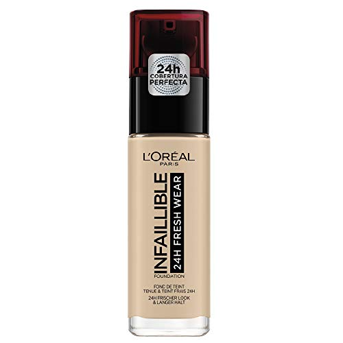 L'Oréal París Infalible 24H Fresh Wear Base Maquillaje