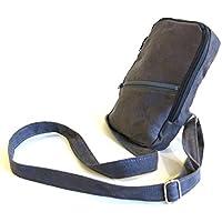 Sacoche homme - Porte carte - portefeuille homme - fabriqué en France- cadeau pour homme - portefeuille - porte clé - housse de portable - sac à main - sacoche