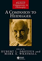 A Companion to Heidegger (Blackwell Companions to Philosophy)