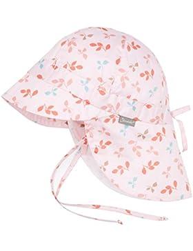 Sterntaler Mädchen Mütze Schirmmütze M Nackenschutz